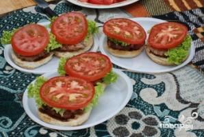 Гамбургеры на мангале - фото шаг 4