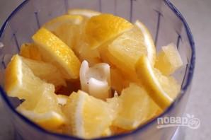 Пирог с лимоном в мультиварке - фото шаг 1