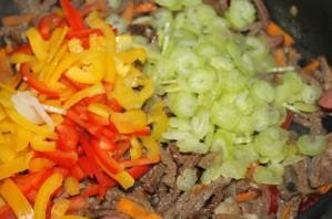 Мексиканский фасолевый суп - фото шаг 4