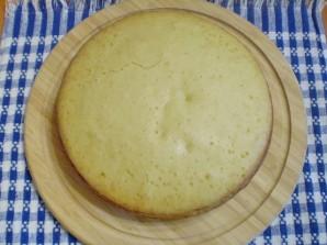 Торт со сметанным кремом - фото шаг 6