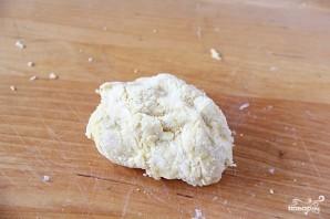 Тесто для домашней лапши - фото шаг 3