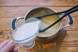 Картофельный суп с дымком - фото шаг 12