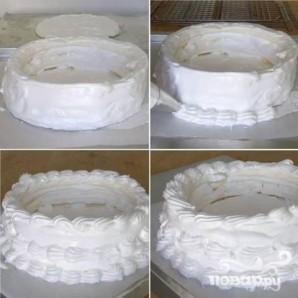 Испанский воздушный торт - фото шаг 3