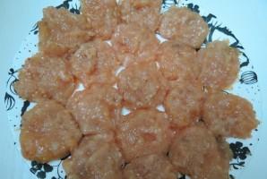 Драники с фаршем куриным - фото шаг 6