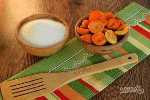 Варенье из абрикосов прозрачное - фото шаг 1