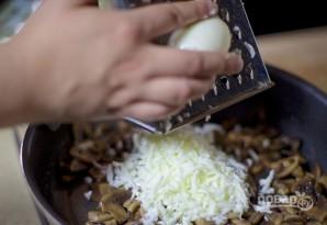 Салат с куриным филе и грибами - фото шаг 5