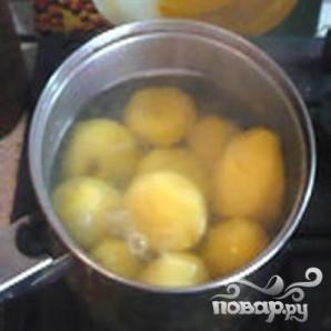 Вареники картофельные на кефире - фото шаг 2