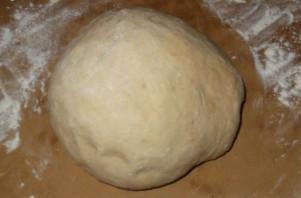 Заварное тесто для пиццы - фото шаг 5