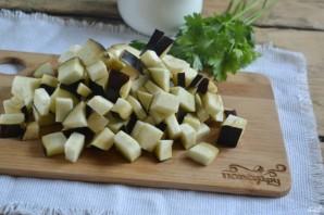 Овощи под сметанным соусом - фото шаг 2