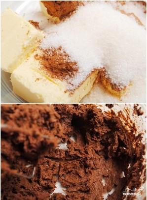 Шоколадное масло - фото шаг 2