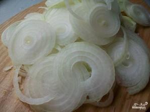 Салат из горбуши - фото шаг 4
