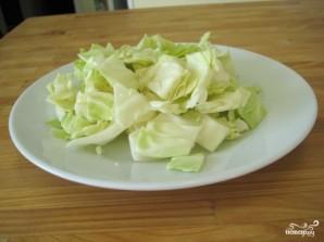 Лапша с овощами по-китайски - фото шаг 6