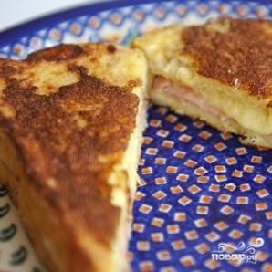 """Сэндвич """"Монте-Кристо"""" - фото шаг 6"""