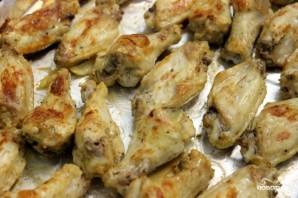 Куриные крылышки в духовке - фото шаг 4