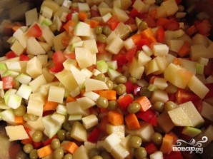 Диетический суп - фото шаг 7