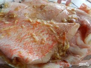 Филе красного окуня в духовке - фото шаг 6