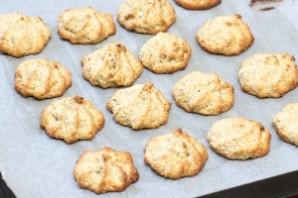 Вегетарианское овсяное печенье - фото шаг 8
