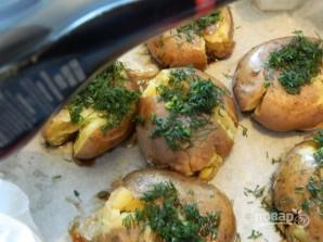"""Картофель """"Горяченькие штучки"""" - фото шаг 4"""