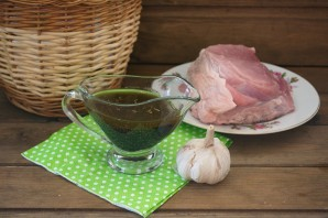 Маринад для свинины в духовке - фото шаг 6