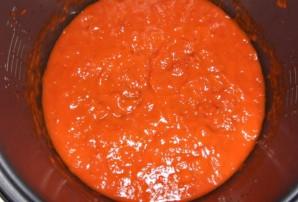 Каннеллони под томатным соусом - фото шаг 5