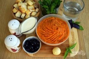 Холодный суп из кабачковой икры - фото шаг 1