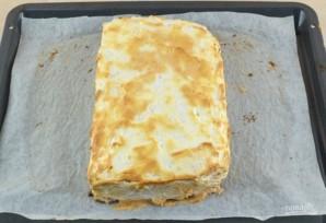 Простой рецепт лимонного пирога - фото шаг 10