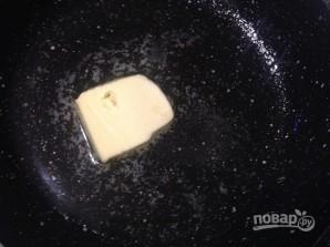 Теплый сэндвич с сыром и помидором - фото шаг 6