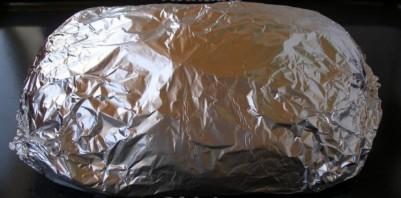 Индейка в духовке в фольге - фото шаг 5