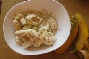 Овсяное печенье без масла - фото шаг 3