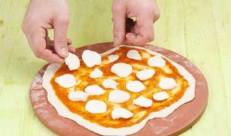 """Пицца """"Карбонара"""" - фото шаг 4"""