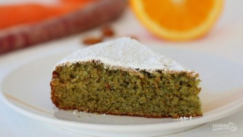 Кекс с морковью и апельсином - фото шаг 9