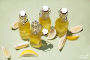 Лимончелло на спирту - фото шаг 4
