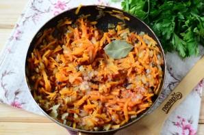 Щука под маринадом из моркови и лука - фото шаг 5