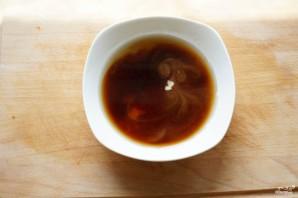 Свинина в кисло-сладком соусе с перцем - фото шаг 3