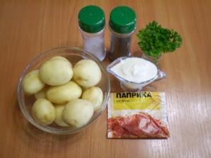 Картошка с паприкой - фото шаг 1