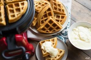 Вафли в вафельнице мягкие - фото шаг 10