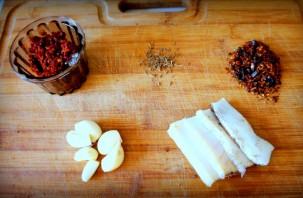 Баранина, запеченная с картофелем   - фото шаг 1