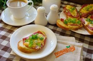 Стрэндвич с индейкой и сыром - фото шаг 7