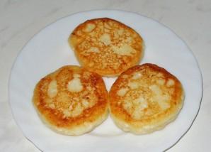 Сырники со сметаной - фото шаг 4