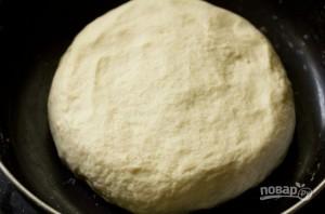 Тесто для пиццы бездрожжевое - фото шаг 4