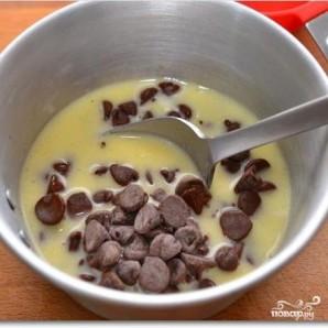 Шоколадные брауни - фото шаг 9