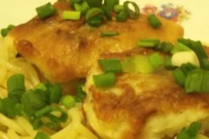 Mинтай в кляре на сковороде - фото шаг 5