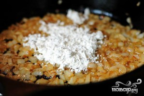 Запеченный сладкий картофель с беконом и сыром - фото шаг 3