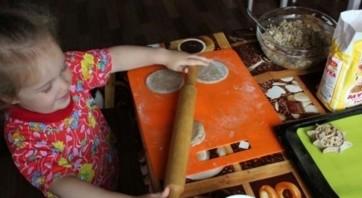 Тесто для калиток - фото шаг 3