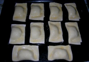 Пирожки с фаршем и рисом - фото шаг 6