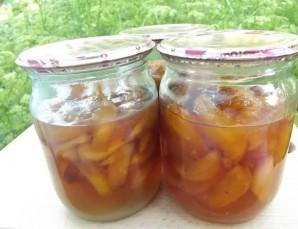 Варенье из персиков по-гречески - фото шаг 6