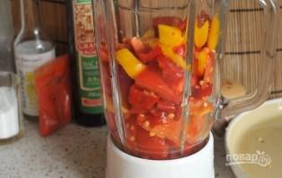 Аджика из помидоров - фото шаг 2