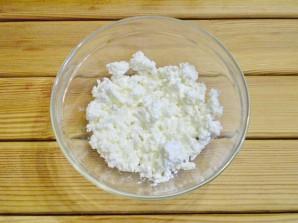 Салат из творога с зеленью - фото шаг 3
