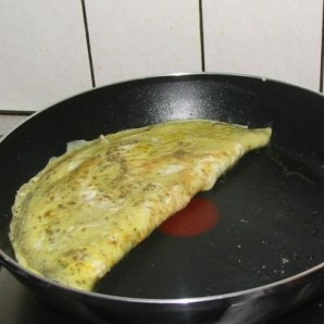 Омлет на завтрак - фото шаг 3