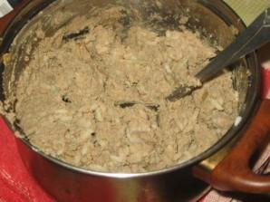 Пирожки с печенью - фото шаг 6